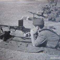 Militaria: FOTOGRAFÍA SOLDADOS DEL EJÉRCITO ESPAÑOL. 1962. Lote 97533163