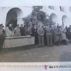 Militaria: GUERRA CIVIL : PRISION DE ALMADEN ( CIUDAD REAL ), FUNCIONARIOS PRISIONES, MILITARES, ETC. Lote 97634011