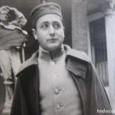 Militaria: FOTOGRAFÍA SOLDADO CABALLERÍA DEL EJÉRCITO ESPAÑOL. ALFONSO XIII. Lote 97735311