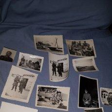Militaria: GRAN LOTE AVIACION AÑOS 40 EJERCITO ESPAÑOL. Lote 98848311