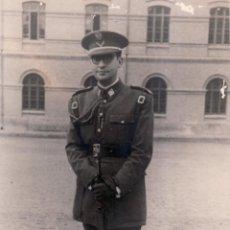 Militaria: FOTOGRAFIA MILITAR DE SANIDAD 10X14 CM. Lote 99049371
