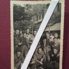 Militaria: GUERRA CIVIL CIA ITALIANA DE TANQUES SAN SEBASTIAN 1936. Lote 99059411
