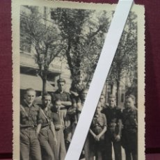 Militaria: GUERRA CIVIL CIA ITALIANA DE TANQUES SAN SEBASTIÁN, 1936.. Lote 99060058