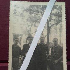 Militaria: CONSUL DE ITALIA EN VIGO, SAN SEBASTIAN SEPTIEMBRE 1936. Lote 99060667