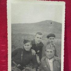 Militaria: GUERRA CIVIL, PERSONAL SANITARIO DE LA GAMERA ,NOV. 1936. Lote 99137943