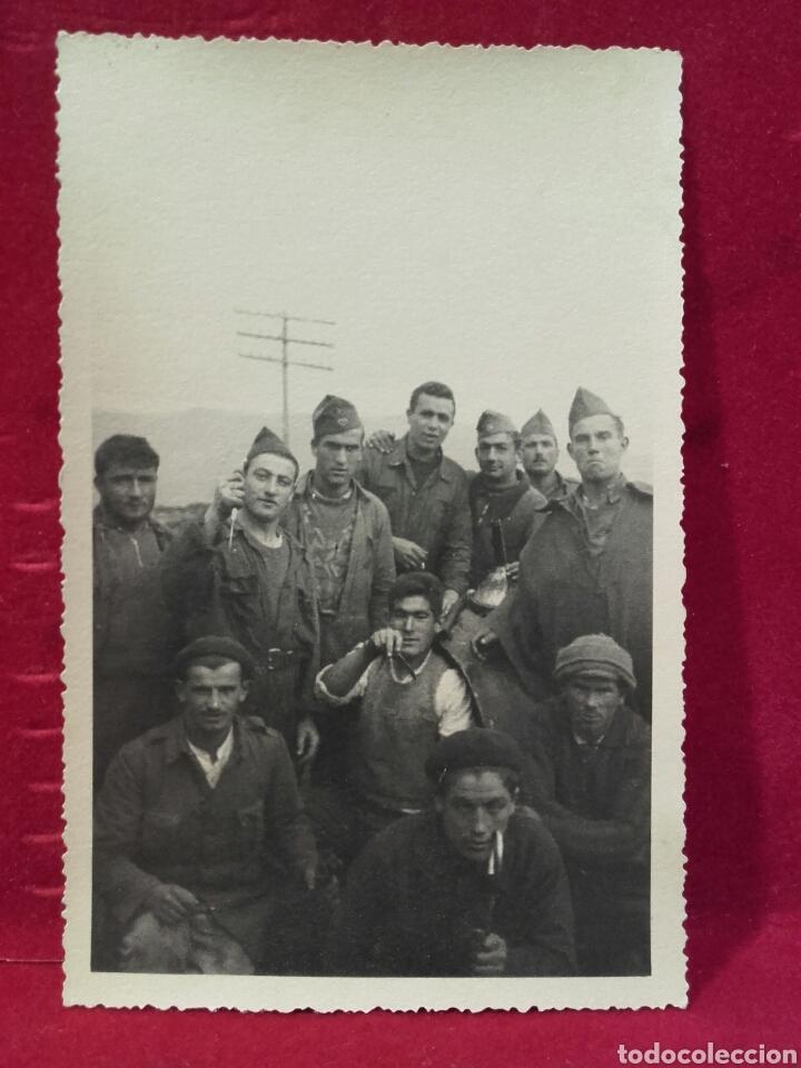 GUERRA CIVIL, INTENDENCIA DE VENTA GOMERA NOV. 1936 (Militar - Fotografía Militar - Guerra Civil Española)