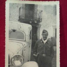 Militaria: GUERRA CIVIL AMBULANCIA SANIDAD MILITAR, VENTA GAMERA NOV. 1936. Lote 99139531