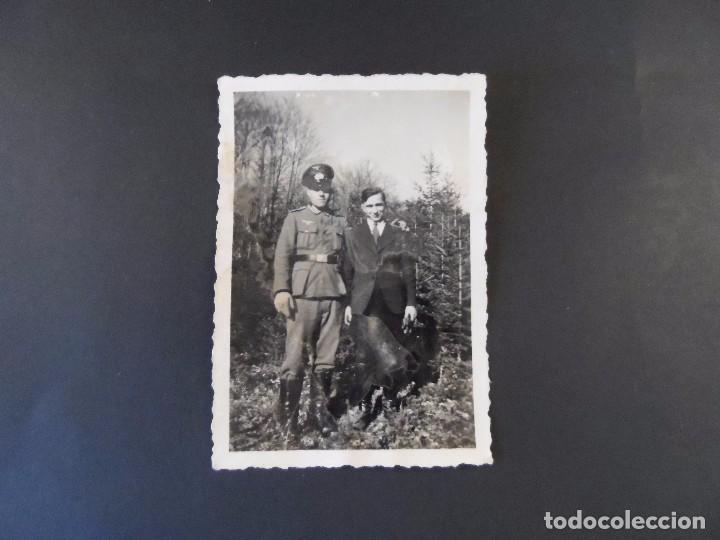 Militaria: SUBOFICIAL DE LA WEHRMACHT Y SU HERMANO MAS JOVEN. AÑOS 1939-45 - Foto 2 - 99169787