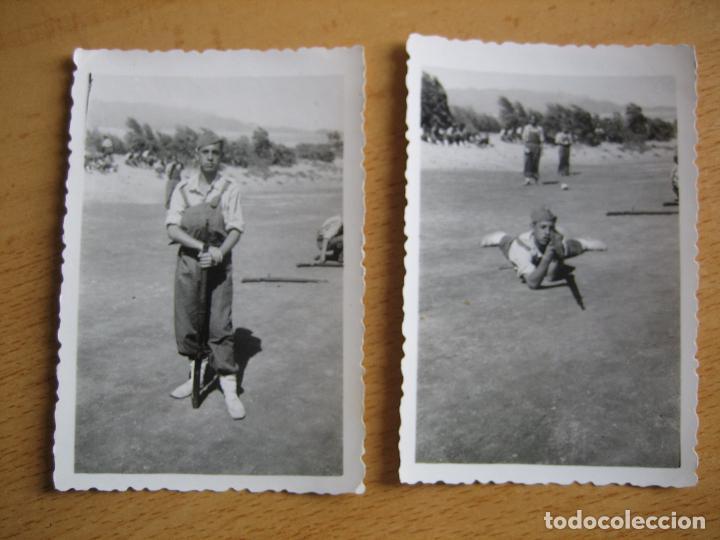 Militaria: Fotografías soldado aviación. Gando 1954 - Foto 3 - 99243539