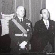 Militaria: FOTOGRAFÍA TENIENTE CORONEL AVIACIÓN.. Lote 99477775