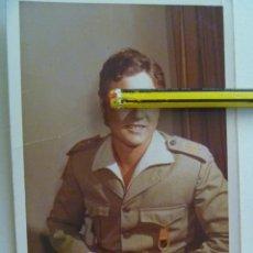 Militaria: LA LEGION : FOTO DE LEGIONARIO CON SAHARIANA Y PEPITO. Lote 99862171
