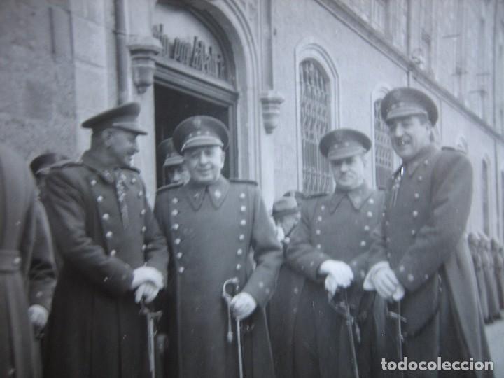 FOTOGRAFÍA CORONEL DEL EJÉRCITO ESPAÑOL. (Militar - Fotografía Militar - Otros)