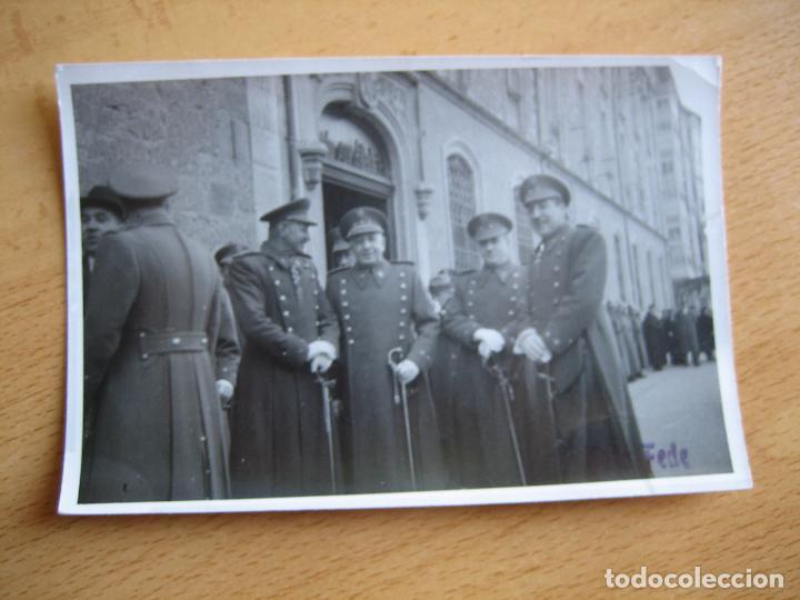 Militaria: Fotografía coronel del ejército español. - Foto 2 - 100097251
