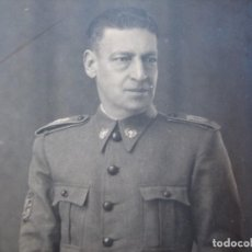 Militaria: FOTOGRAFÍA GENERAL DE BRIGADA SANIDAD MILITAR DEL EJÉRCITO ESPAÑOL.. Lote 100255147