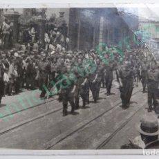 Militaria: DESFILE MILITAR LAS PALMAS DE GRAN CANARIA. LEÓN Y CASTILLO. PALACIO MILITAR. . Lote 100303259