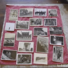 Militaria: 39 FOTOS DE LA SEGUNDA GUERRA MUNDIAL. Lote 100486687