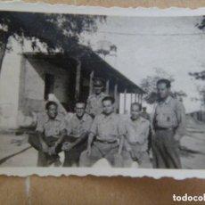 Military - GUERRA CIVIL : FOTO DE OFICIALES REPUBLICANOS ( ROJOS ), UNO CON PARCHE COMISARIO POLITICO - 100544579