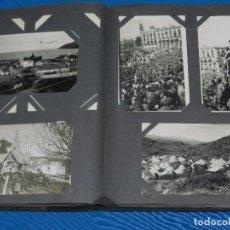 Militaria: ALBUM GUERRA DE MARRUECOS , 72 POSTALES FOTOGRAFIAS DE LA GUERRA DE MARRUECOS, VER FOTOGRAFIAS . Lote 101056799
