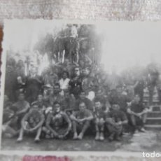 Militaria: LOTE 4 FOTOS SEU. Lote 101185831