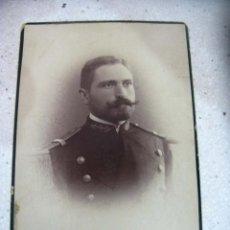 Militaria: FOTOGRAFIA GENERAL VICENTE MARTITEGUI , MARTITEGUY. Lote 101192691