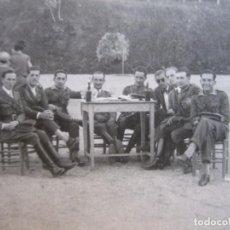 Militaria: FOTOGRAFÍA OFICIALES DEL EJÉRCITO ESPAÑOL. TETUÁN. Lote 101231567