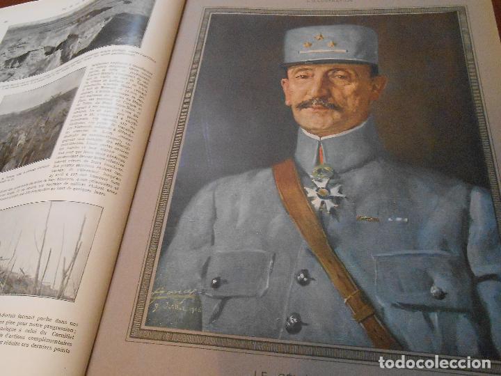ÁLBUM FOTOGRÁFICO DE LA PRIMERA GUERRA MUNDIAL 1930 (Militar - Fotografía Militar - I Guerra Mundial)