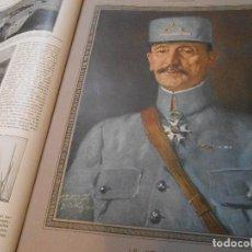 Militaria: ÁLBUM FOTOGRÁFICO DE LA PRIMERA GUERRA MUNDIAL 1930. Lote 101484867