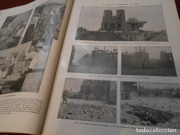 Militaria: Álbum fotográfico de la Primera Guerra Mundial 1930 - Foto 5 - 101484867