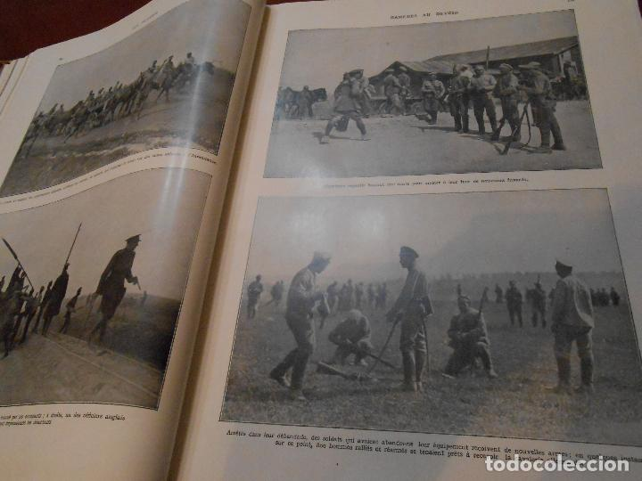 Militaria: Álbum fotográfico de la Primera Guerra Mundial 1930 - Foto 7 - 101484867