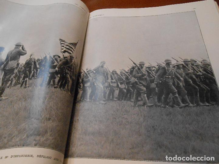 Militaria: Álbum fotográfico de la Primera Guerra Mundial 1930 - Foto 8 - 101484867