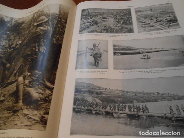 Militaria: Álbum fotográfico de la Primera Guerra Mundial 1930 - Foto 9 - 101484867