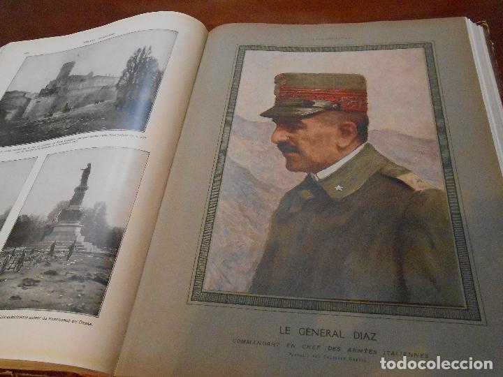 Militaria: Álbum fotográfico de la Primera Guerra Mundial 1930 - Foto 10 - 101484867