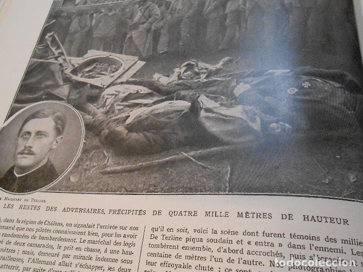 Militaria: Álbum fotográfico de la Primera Guerra Mundial 1930 - Foto 11 - 101484867