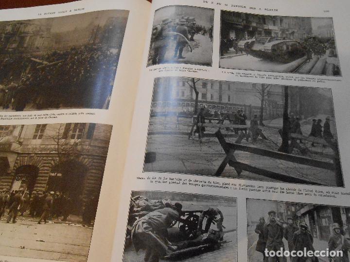 Militaria: Álbum fotográfico de la Primera Guerra Mundial 1930 - Foto 13 - 101484867