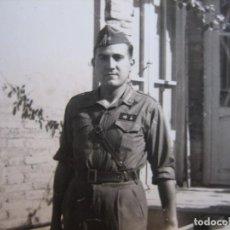 Militaria: FOTOGRAFÍAS ALFÉREZ PROVISIONAL ARTILLERÍA DEL EJÉRCITO NACIONAL.. Lote 101717775