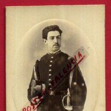 Militaria: FOTOGRAFIA TARJETA CARTA DE VISITA, MILITAR ,FOTO FRANCO HISPANO AMERICANA , ORIGINAL ,TV2394. Lote 101731463