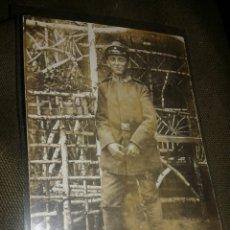 Militaria: FOTOGRAFIA MILITAR PRIMERA GUERRA MUNDIAL. Lote 102433976