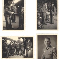 Militaria: FOTOS DEL MISMO OFICIAL ALEMÁN. Lote 102442067