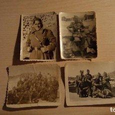 Militaria: LOTE FOTOGRAFIAS EJERCITO ESPAÑOL, 1954. Lote 102446187