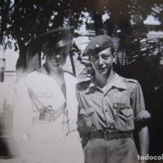 Militaria: FOTOGRAFÍA FLECHAS DEL AIRE. MÁLAGA 1939. Lote 102744567