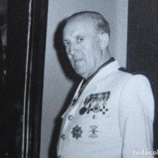Militaria: FOTOGRAFÍA JERARCA FRANQUISTA.. Lote 102978559