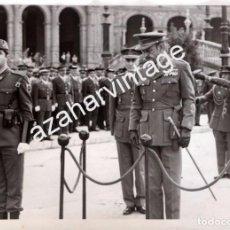 Militaria: SEVILLA, TOMA DE POSESION DEL CAPITAN GENERAL MERRY GORDON, EX DIVISION AZUL,20X15 CMS. Lote 103076175