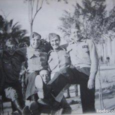 Militaria: FOTOGRAFÍA ALFÉRECES PROVISIONALES DEL EJÉRCITO NACIONAL. ACADEMIA ALFÉRECES GRANADA 1938. Lote 103087983