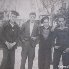 Militaria: FOTOGRAFÍA MARINEROS. SAN FERNANDO 1936. Lote 103172331