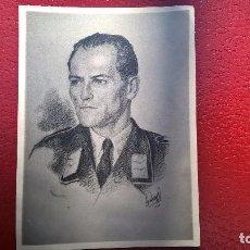 Militaria: FOTO--- OFICIAL AVIACION ALEMAN 1953. Lote 103199343