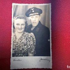 Militaria: FOTO TARJETA KRIEGSMARINE. Lote 103199663