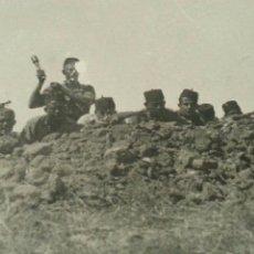 Militaria: FOTOGRAFÍA BATALLA DE BRUNETE GUERRA CIVIL ESPAÑOLA. Lote 103286046