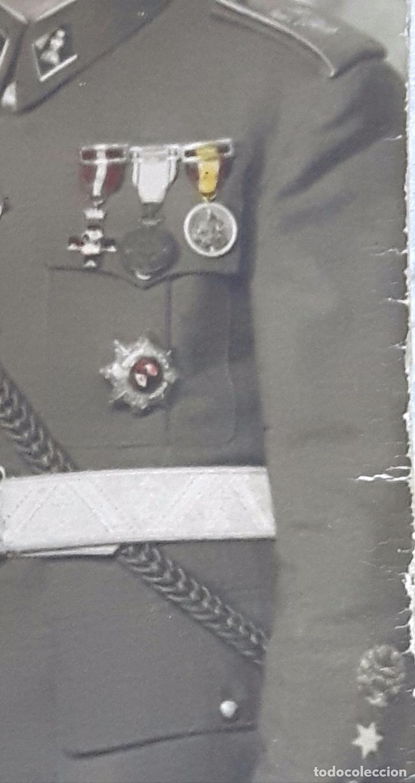 Militaria: Foto veterano de la defensa de Oviedo. Guerra Civil. - Foto 2 - 103329347