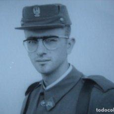Militaria: FOTOGRAFÍA CABO DEL EJÉRCITO ESPAÑOL. 1966. Lote 103435931