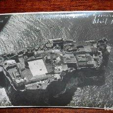 Militaria: FOTOGRAFIA DE MELILLA, PEÑON VELEZ DE LA GOMERA, ABRIL DE 1923, GUERRA DEL RIF, GUERRA DE AFRICA, MI. Lote 103463551